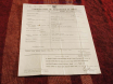 Barack Obongo: Birth Certificate