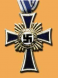 German Mothers' Cross in Gold