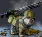 Battle Ready Bulldog