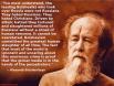 Solzhenitsyn-Quote