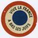 France - A Bas Les Juifs
