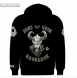Sons of Odin Hoodie - Back