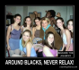 Around Blacks Never Relax  04