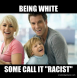 Being White is Racist
