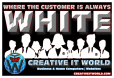 Creative IT World - Card 1