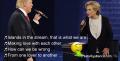 Trump & Hillary: Swingers & Lovers