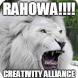 Rahowa white lion