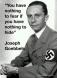 Third Reich: Goebbels