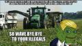 Bye Bye Illegals