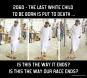 The Last White Child Born Put to Death