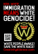 Non-White Immigration Means White Genocide