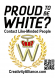 Proud to be White? (White BG)