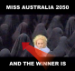 Miss Australia 2050