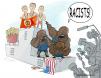 Creator Olympic Champions - RACISTS!