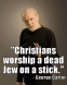 "George Carlin: ""Jew on a Stick"""
