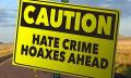 Hatecrime Hoax