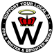 Creator Logo Supporter (Small) - Black Ring - Transparent BG