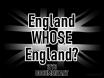 England - Whose England?