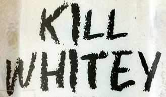 WHITE GENOCIDE - JUST SAY NO!