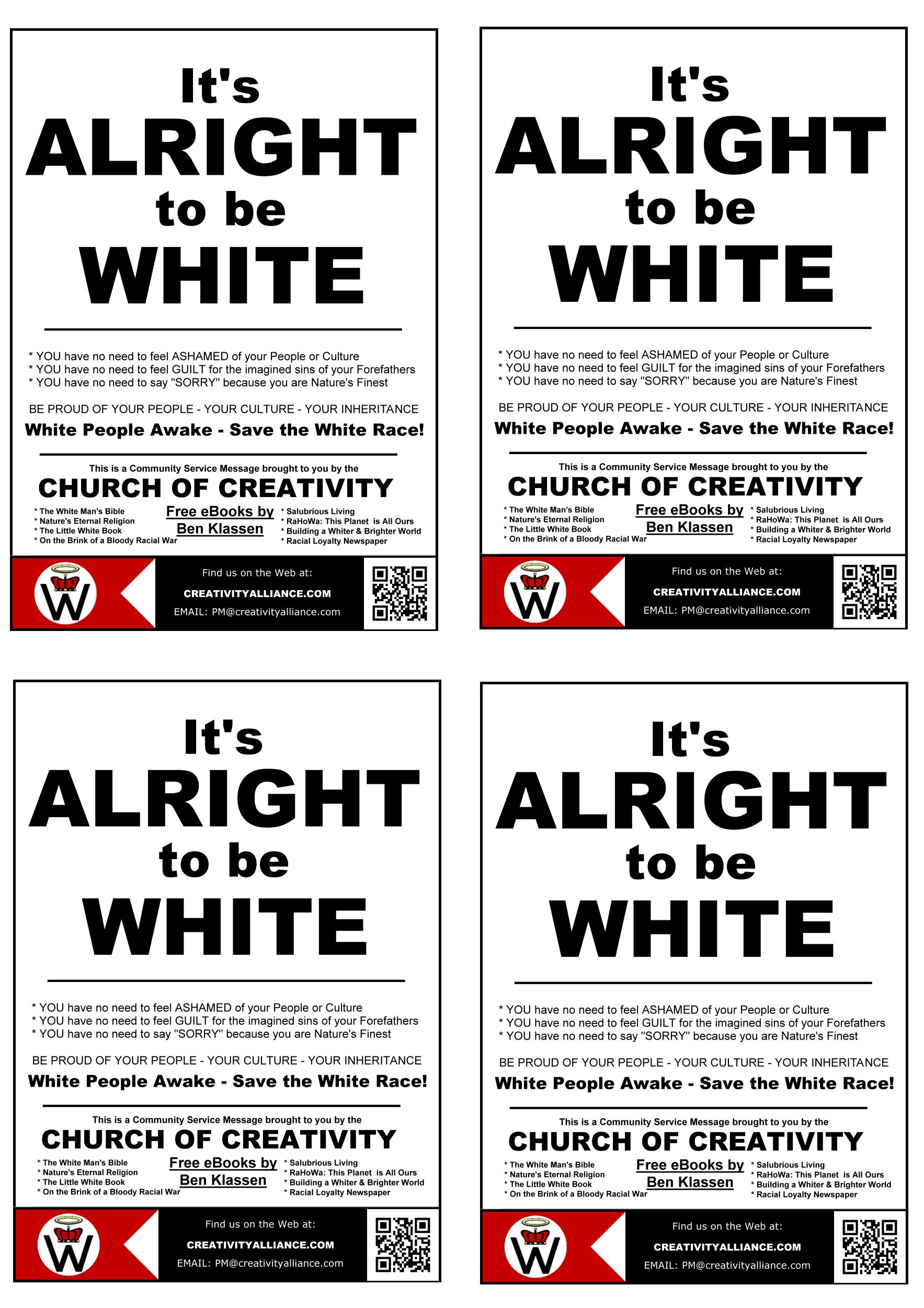 Creativity Alliance in an Australian Newspaper
