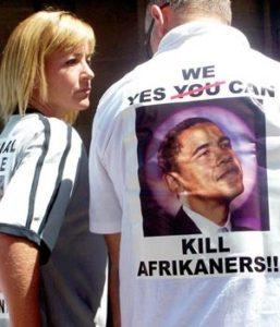 Kill The Boer