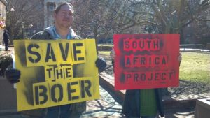 The South Africa Project – USA