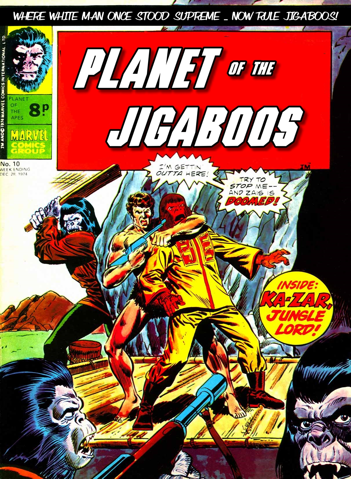 Planet of the Jigaboos