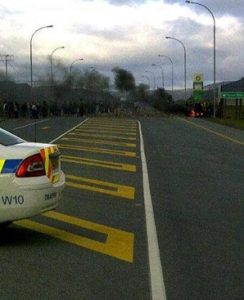 """Service Delivery """"Protests"""""""